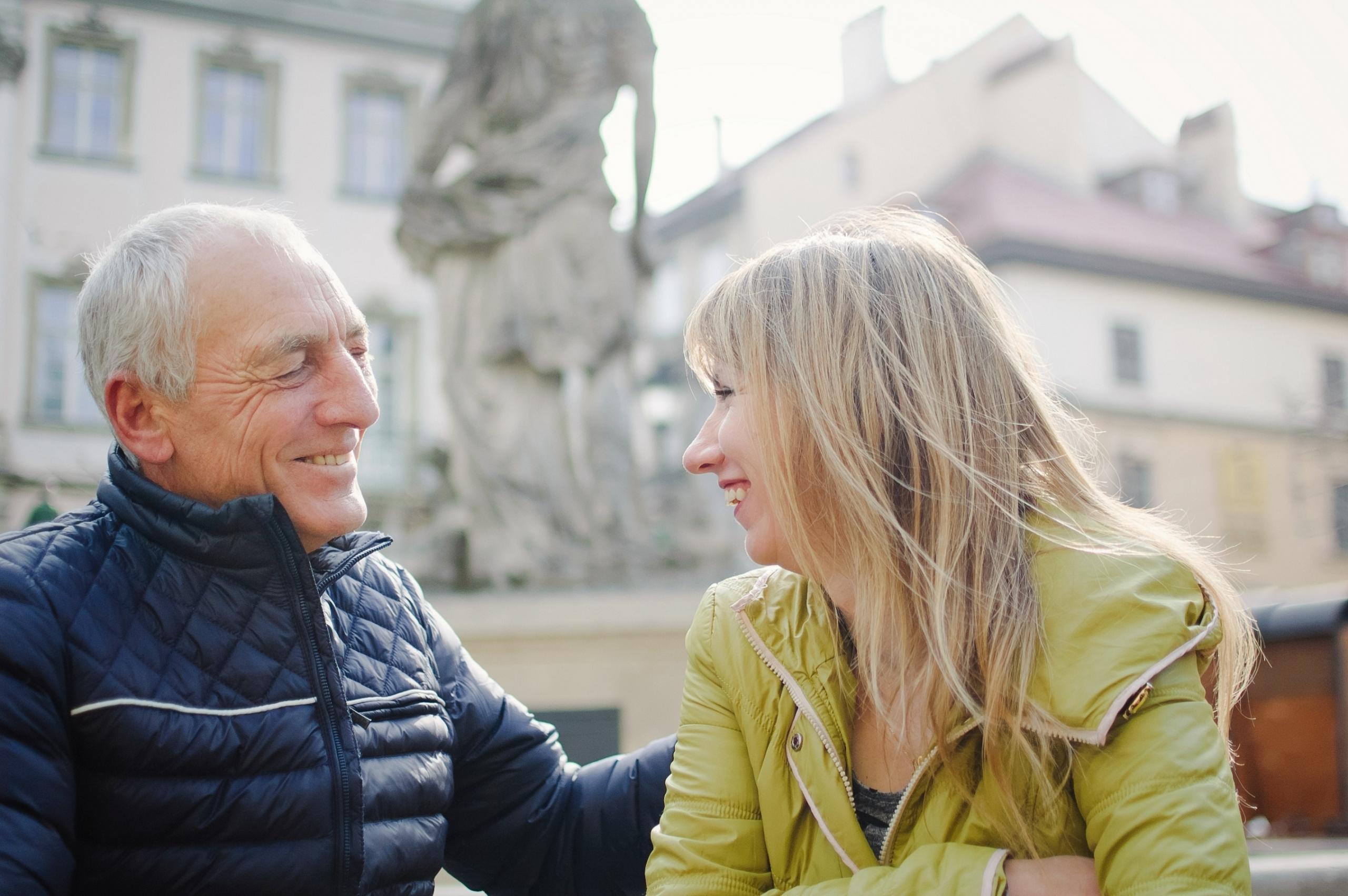Flirten altersunterschied