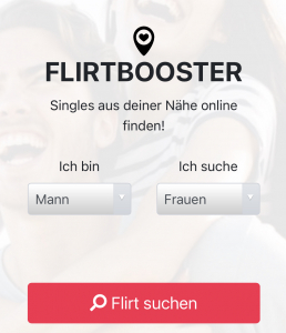 Flirtbooster-Radar
