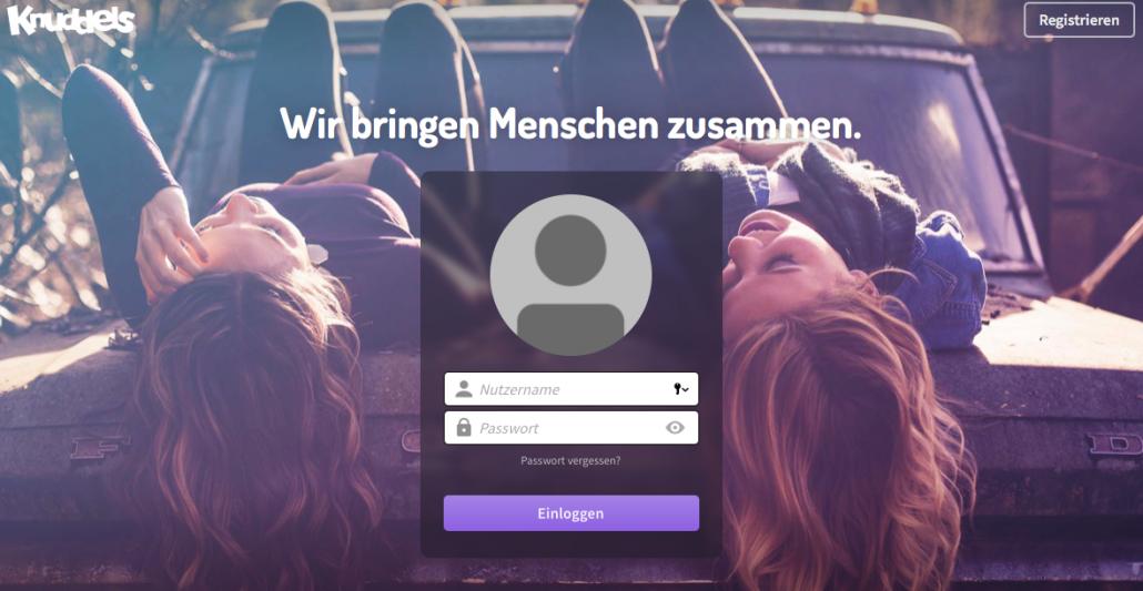 Knuddels Chat Portal