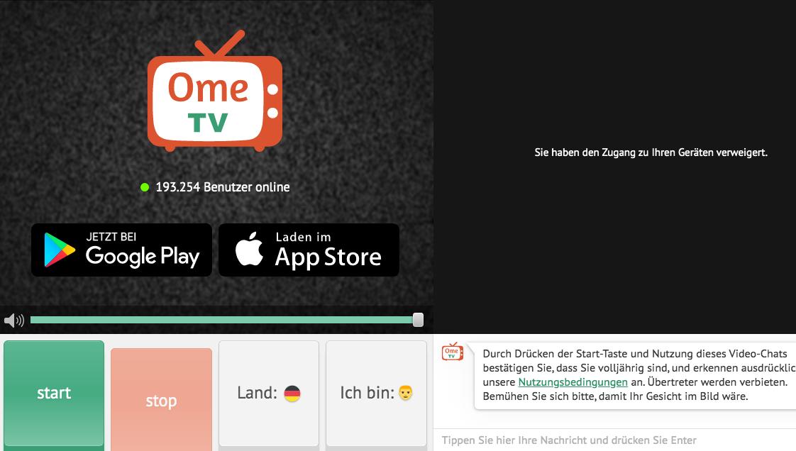 OmeTV App - Ome TV Downloaden