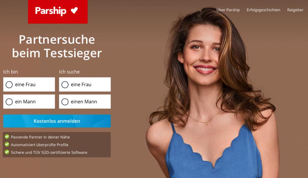 Parship - Singlebörsen App 2021